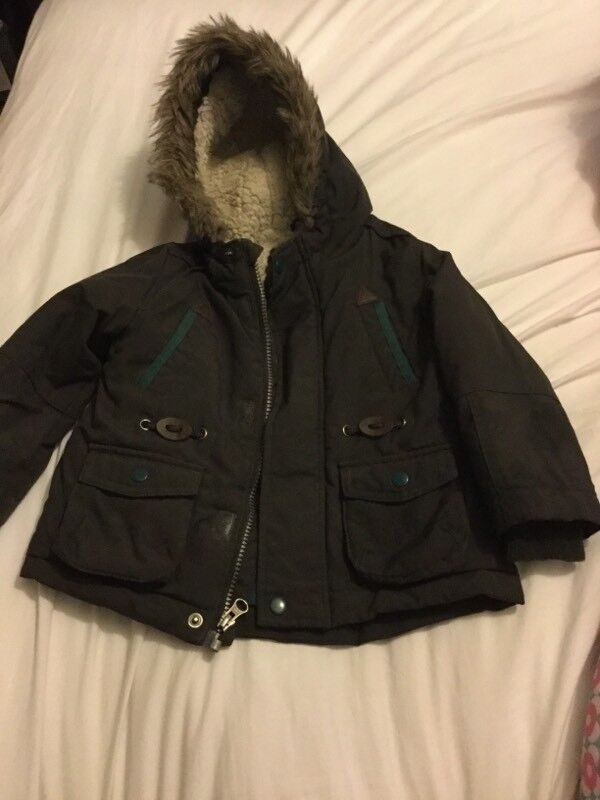 Lovely coat, 18-24 months