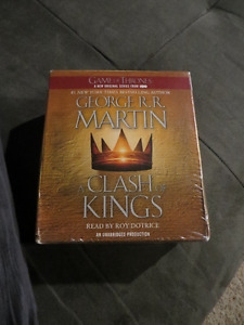 A Clash of Kings Audio Book