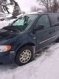 Dodge Caravane 2004 édition anniversaire