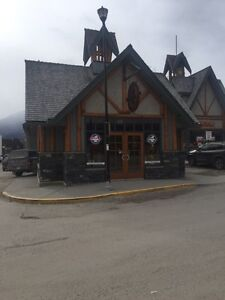 Retail Space for rent in Jasper National Park