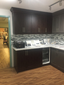 Grand Open! Kitchen Cabinet Showroom Sale