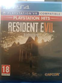 Resident Evil VII Biohazard PS4/PS5