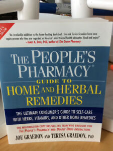 THE people's pharmacy guide book