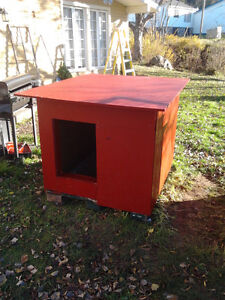 Insulated Dog house $130 OBO