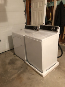 Good Working Older Maytag Washer and Dryer