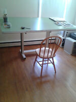 Drafting Table - $300.00 or best offer.