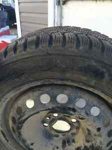 Winter tires and rims  Regina Regina Area image 3