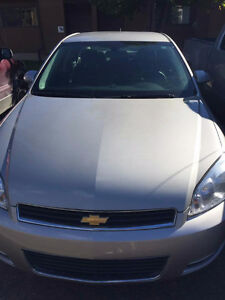 2008 Chevrolet Impala Sedan