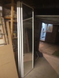 Free large mirrors, 4 of, 60x 220cm