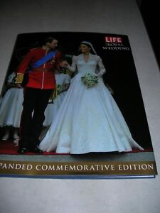 ROYAL WEDDING OF KATE AND WILL BY LIFE