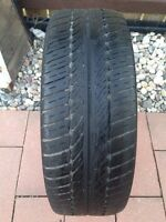 One 195/60/R15 General Evertrek RT -lots tread left