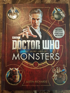 Doctor Who: The Secret Lives of Monsters - $40