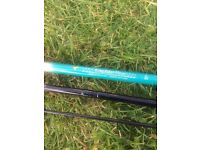 Kingfisher float rod. Fishing tackle