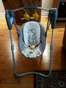 Baby Swing (Graco) as new
