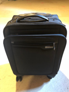 Samsonite Carry On Luggage (for business travelers)
