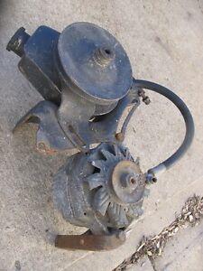 Chevy Inline 6 Cylinder P/S Pump & Brackets