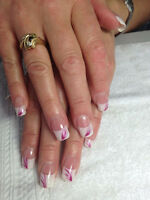 NIFTY NAILS BY LIZ  your licensed Nail technician