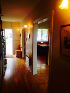 Beautiful historic home overlooking downtown and Harbour St. John's Newfoundland image 2
