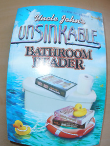 Uncle John's Unsinkable Bethroom Reader