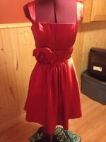 Red Party Dress!