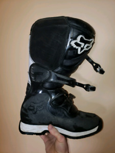 Fox comp 5 boots size 11