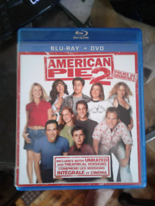 Blu ray  american pie 2 comme neuf