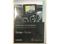 Mercedes-Benz SD Card GARMIN MAP PILOT 2015/2016 - A213 906 03 03