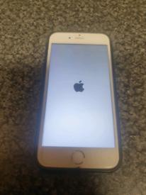 Unlocked 16gb gold iphone 6s