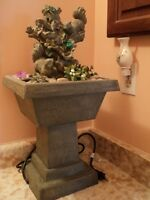 Indoor Decorated Water Fountain