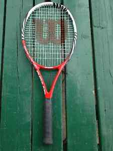 Raquette de tennis Wilson Six One Comp L4