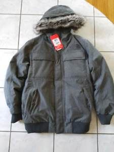 BRAND NEW The North Face Gotham II Men's Winter Jacket - SMALL