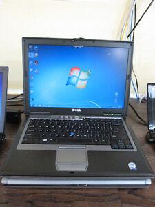 Dell Latitude D630 Notebook with Windows 7 Home Premium (64 Bit)