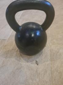 24kg wolverston kettlebell