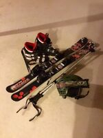 Complete Ski Equipment