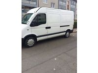 Vauxhall movano van for sale