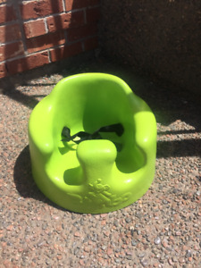 Bumbo Chair with safety straps