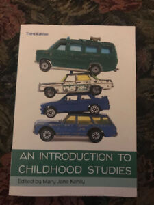 An Introduction to Childhood Studies- Third Edition