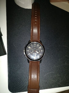 Fossil Watch with Original Case 10/10 Mint Condition Kitchener / Waterloo Kitchener Area image 2