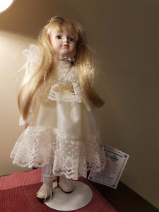 The Vanessa Doll Collection.