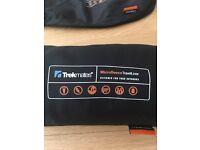 Sleeping bag liner in micro fleece X 2