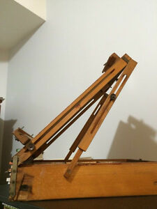 Vintage French grumbacher easel  London Ontario image 3
