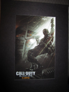 Call of Duty: Black Ops - Laser Cell Artwork