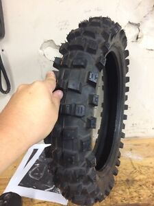 New 90/100-14 Motocross Tire