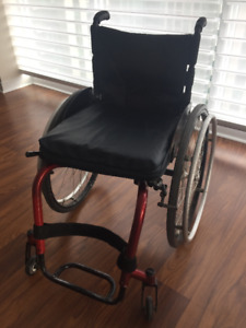 Küschall R33 Titanium Lite Sports Wheelchair