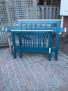 Free Twin Bed Solid Wood Frame