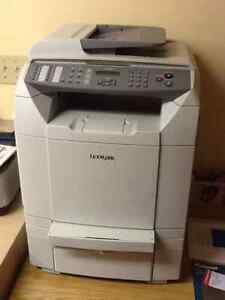 Lexmark X502N printer (barely used in private home)