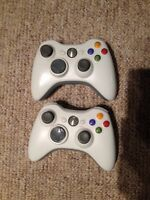 Xbox 360 Wireless Controllers Good Conditions