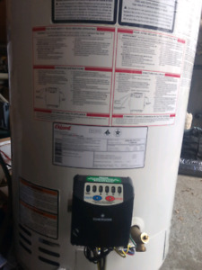Water Heater - Power Vented - 50 Gal - Natural Gas