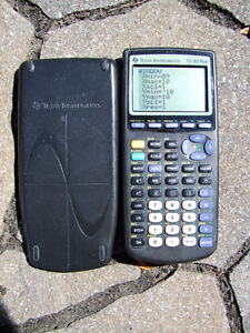 Texas Instruments TI-83 Plus Graphing calculator West Island Greater Montréal image 1