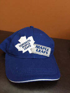 Toronto Maple Leafs Hat, Banner, Table Hockey, Etc.